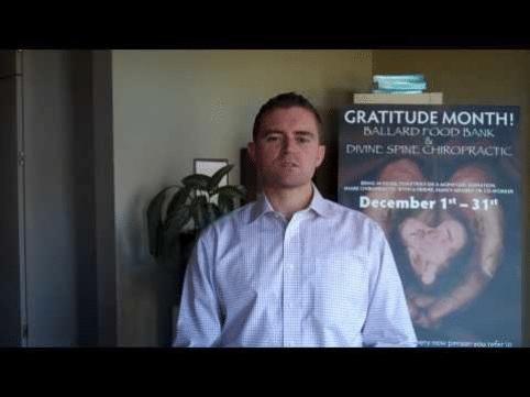 Dr. Derek Strachan Seattle Chiropractor