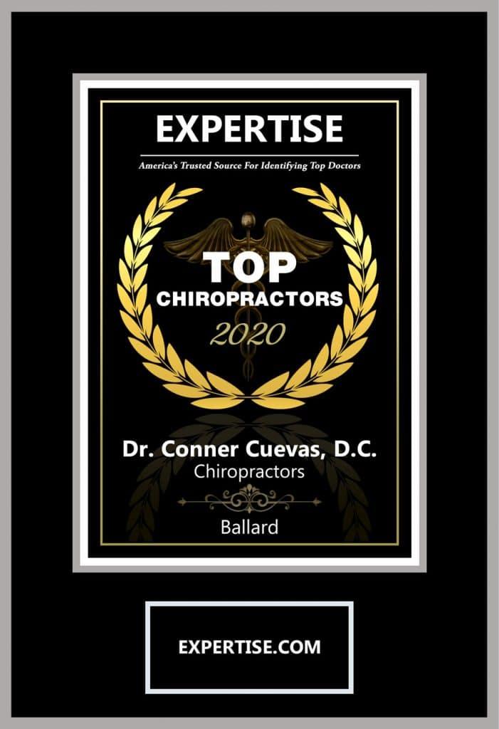 Award Dr. Conner Cuevas