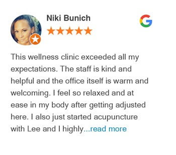 Niki Google Review