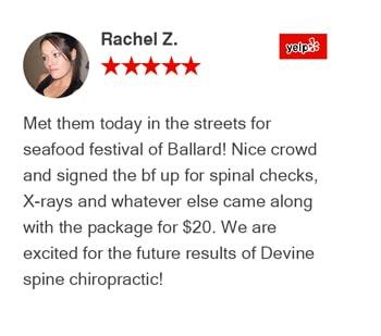 Rachel review