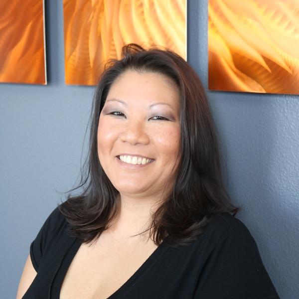 Tricia Gilmore is a massage therapist at Divine Spine Chiropractic Studio in Seattle, WA